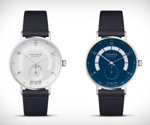 Nomos Glashutte Autobahn Watch