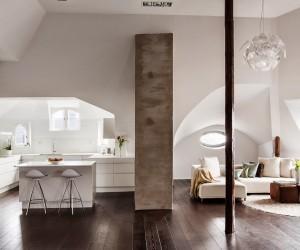 Nordic minimalism in Sweden