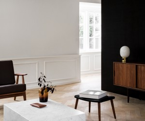 Norm Architects Renovates Poul Henningsens Former House