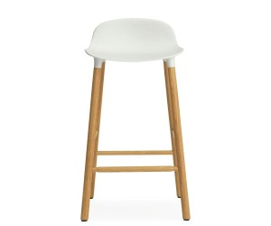 Normann Copenhagen Form Barstool by Simon Legald