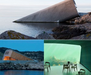 Norways New Submerged Restaurant Under