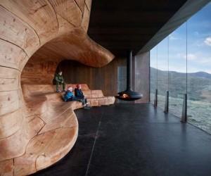 Norwegian Reindeer Pavilion | Snohetta