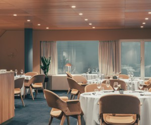 Note Design Studio Redesigns Palace Restaurant in Helsinki
