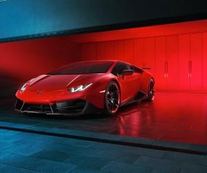 Novitec Torado tunes the Lamborghini Huracn