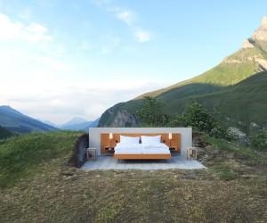 Null Stern Open Hair Hotel, Swiss Alps