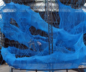 Numen  For Use Tube Installation in Cologne