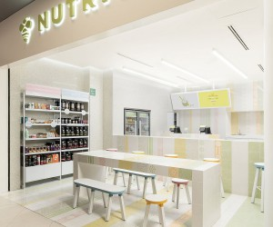 Nutrisa: Tantalizing Lucid Design Wrapped in Neo-Mexican Goodness