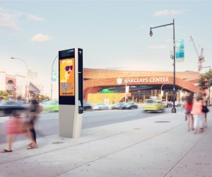 NYC Replaces PayPhones with Free Gigabit Wi-Fi hubs