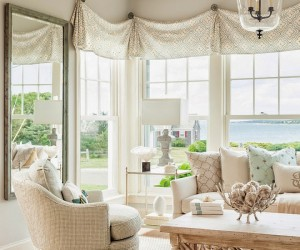 Nyes Neck, N. Falmouth Project by Casabella Home Furnishings  Interiors,