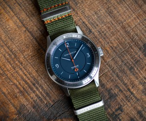 Oak  Oscar Humboldt Watch