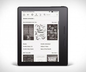 Oasis Waterproof Kindle