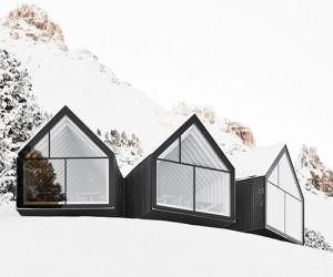 Oberholz Mountain Hut, Obereggen, Italy  Peter Pichler