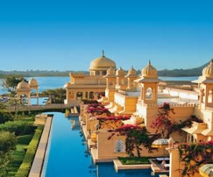 Oberoi Udaivilas Is The Best Hotel In The World for 2015