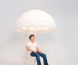 Object O Chair by Seung-Yong Song