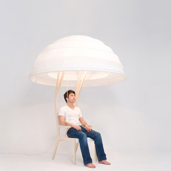 Object O Chair By Seung Yong Song