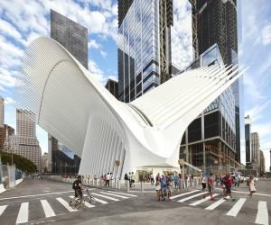 Oculus NYC World Trade Center Transportation Hub | Santiago Calatrava