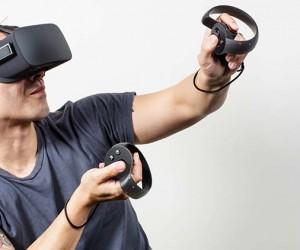 Oculus Rift  Touch VR Headset