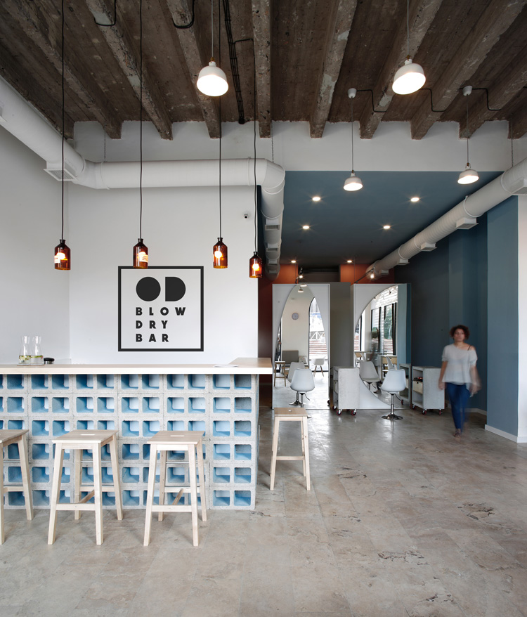 Kitchen Furniture Yerevan: OD Blow Dry Bar In Yerevan, Armenia