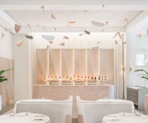 Odette Restaurant by Universal Design Studio, Singapore
