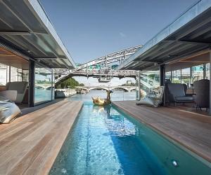 OFF Floating Hotel Paris