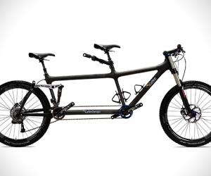 Off Road Tandem Bike