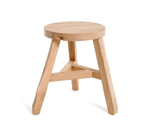 Offcut Stool by Tom Dixon.