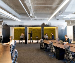 Office Design Concept by Studio OA