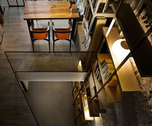 Office Interior by Mole Design