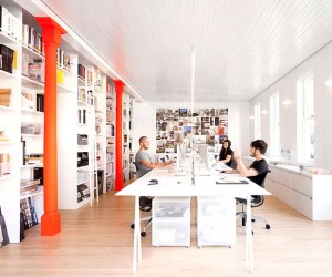 Office Space in Montreal by La Shed Architecture