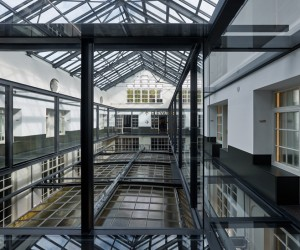 Office Winhov Converts Former Bank in Amsterdam into W Hotel