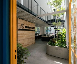 Offices in Vietnam with a Completely Renewed and Innovative Air