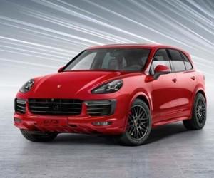 Official: 2015 Porsche Cayenne GTS