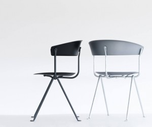 Officina Chair  Stool by Bouroullec for Magis