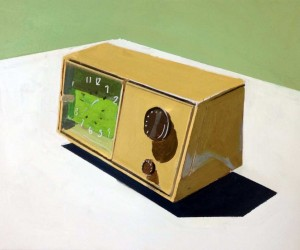 Oil Paintings of Vintage Gadgets by Jessica Brilli