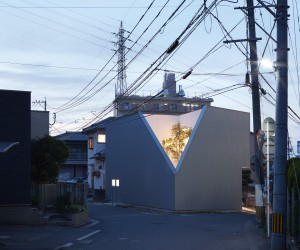 OJI House by Kenta Eto Atelier Architects