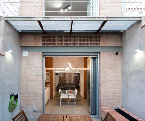 Old Blacksmith Shop has been Redesigned by Albert Brito Arquitectura in Barcelona, Spain