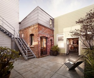 Old laundry transformed by architect Christi Azevedo