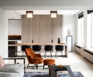 Old Town House Restored by JUMA Architects