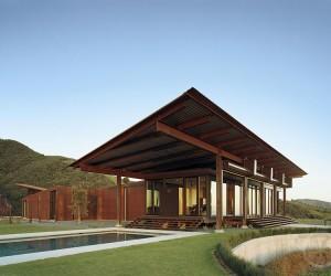 Olson Kundigs Montecito Residence