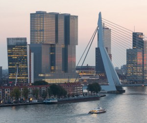 OMA completes De Rotterdam Vertical City Tower