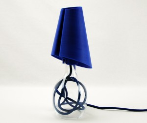 Omega 3D Printed Lamp Shade