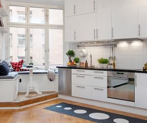 One bedroom flat in Sweden