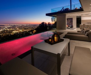 One Oak Residence on Sunset Strip by Noesis Group