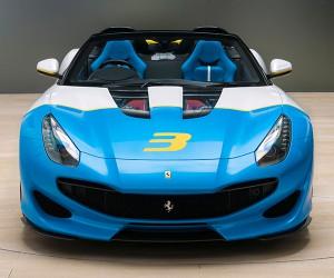 One-Off Ferrari SP3JC V12 Roadster