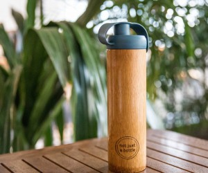 One-Piece Bamboo Bottle