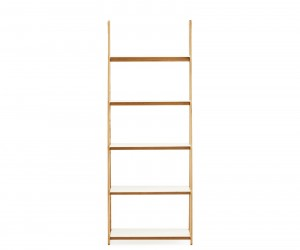 One Step Up Bookcase High by Unit 10 Design for Normann Copenhagen