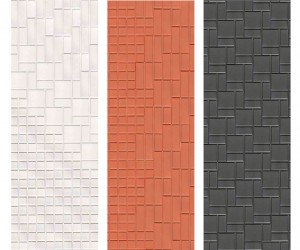 Onza Ceramic Tiles by MUT Design