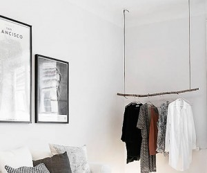 Open Concept Closet Spaces for Storing and Displaying Your Wardrobe