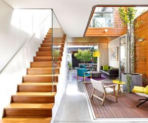 Open Family Home by Elaine Richardson Architects