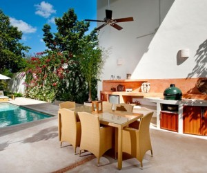Open house design promotes outdoor living